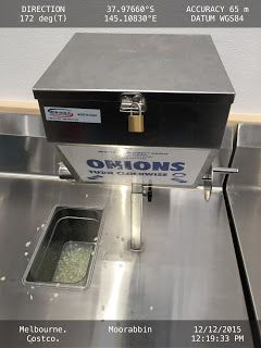 Diced Onions Dispenser Supermarket Costco Dispenser Food And Drinks