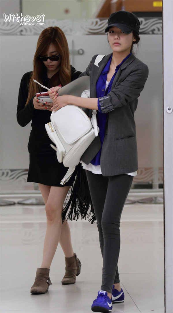 snsd winter airport style - Google Search