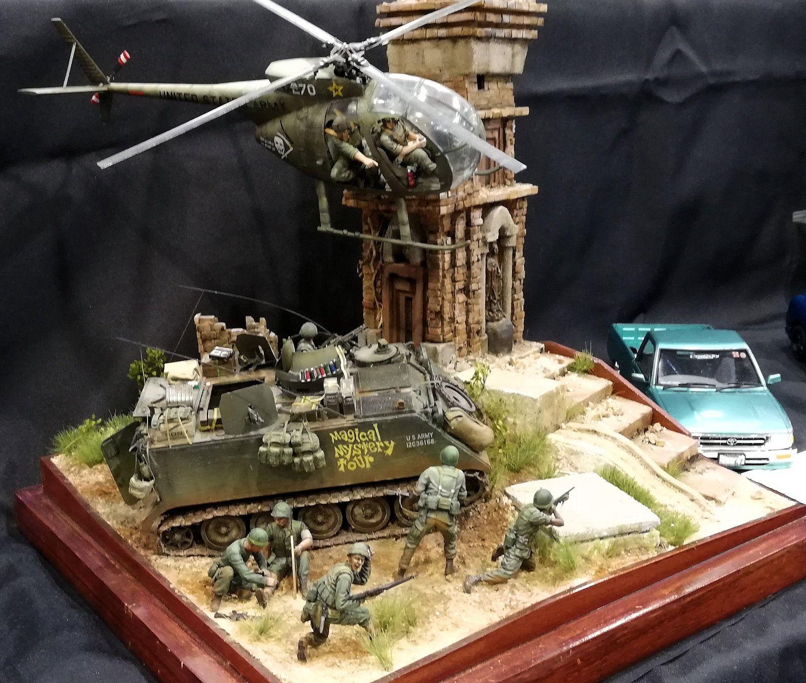 Pin on AFV Model Dioramas