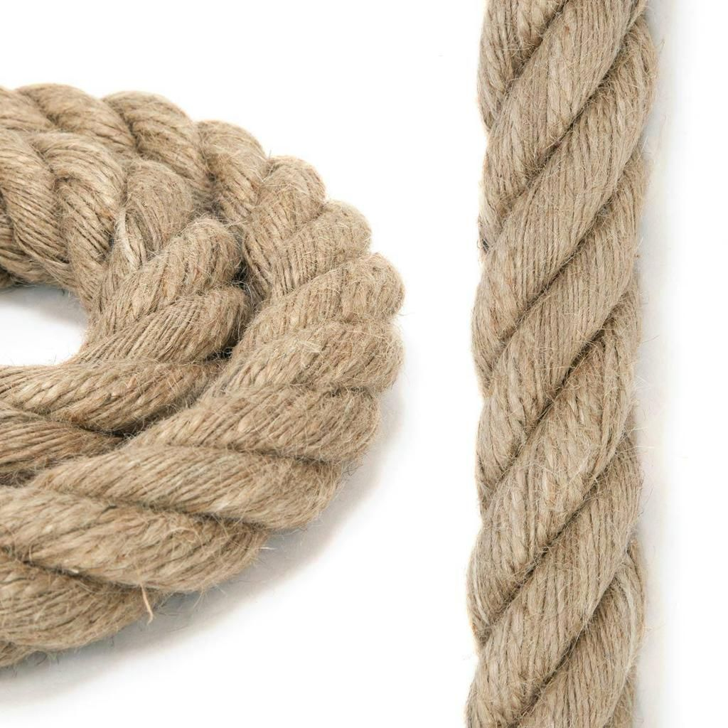 1 1 2 4 Strand Jute In 2020 Jute Rope Manila Rope Jute