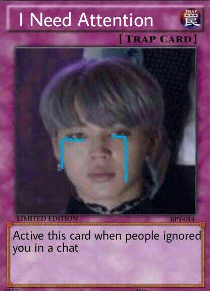 Bts Trap Card Meme Funny Yugioh Cards Bts Meme Faces Bts Memes