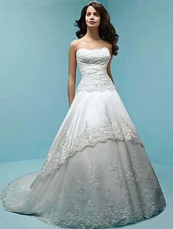 1153 Alfred Angelo Wedding Dresses / Wedding Gowns | Wedding dress ...