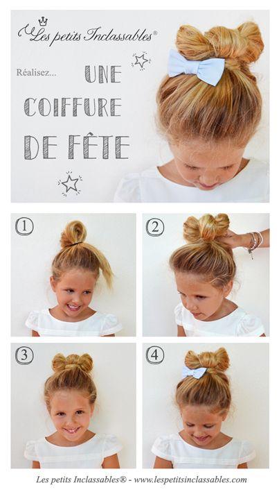 Tutoriel De Coiffure Pour Enfants Coiffure De Pour Fille Pour Les Fetes De Fin D Annee Hair Tut Coiffures Pour Enfant Coiffure Fete Coiffures Faciles Enfant