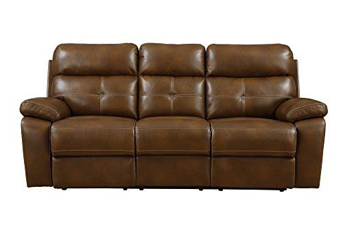 Emerald Home Furnishings Morton Motion Sofa Standard Brown Details Can Be Found By Clicking On The Image Sofa Emerald Home Furnishings Reclining Sofa