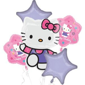 Hello Kitty Party Supplies Hello Kitty Birthday Party City