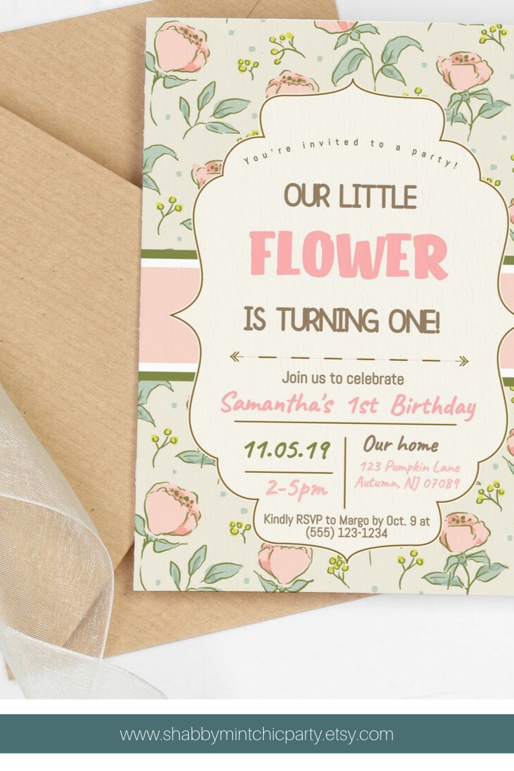 Shabby Chic Believe All Occasion Card
