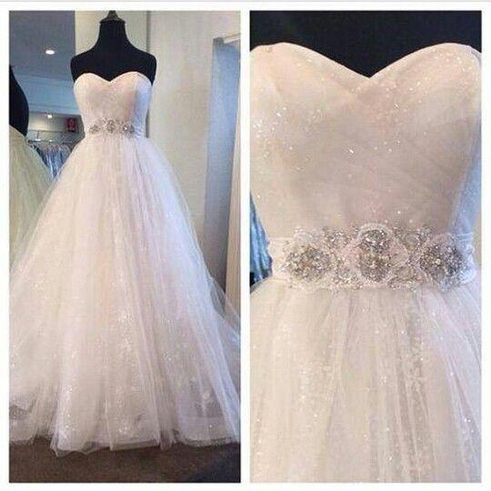 Sparkle dress with cute belt