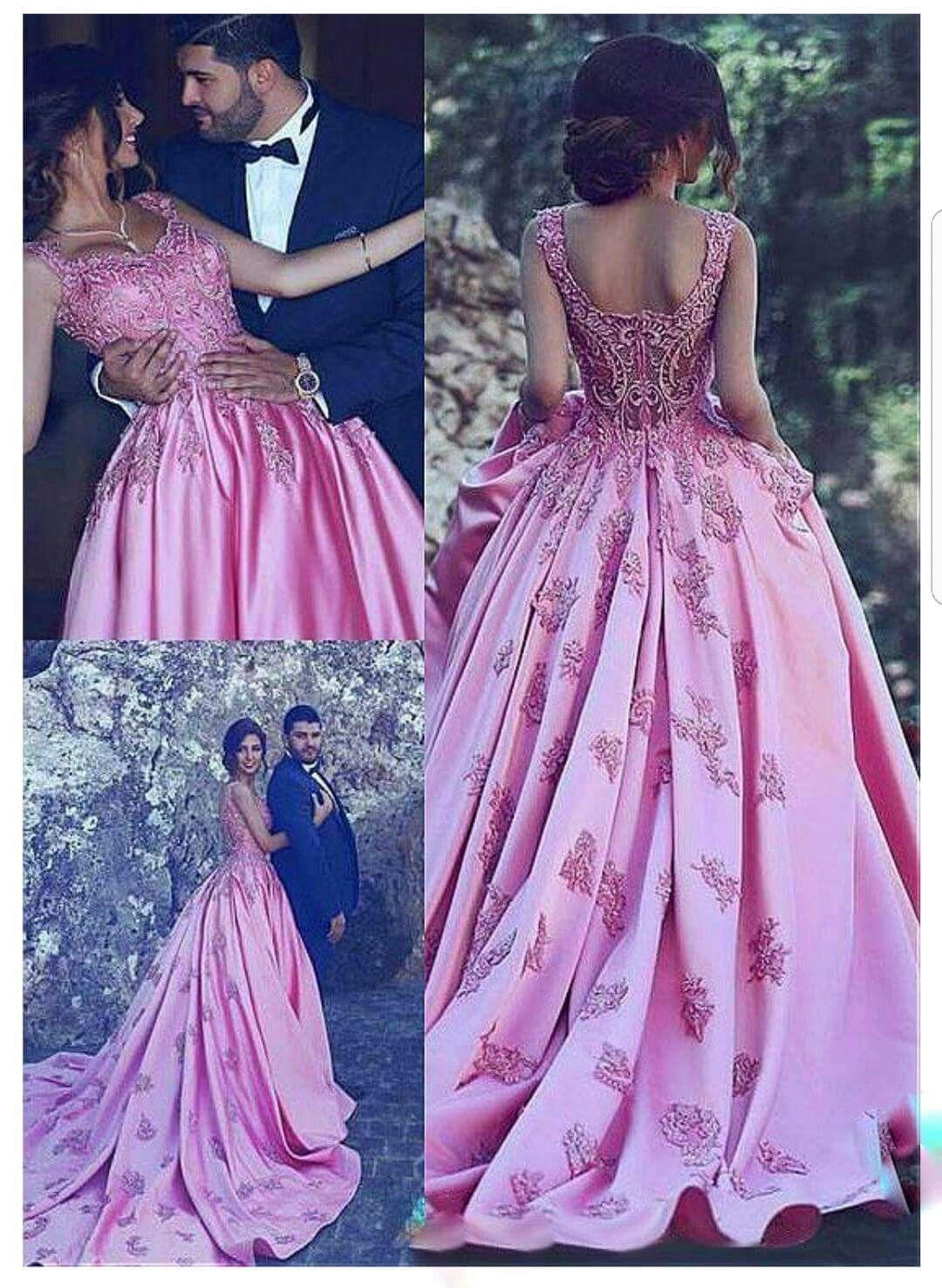 Magnífico Rosa Baratos Vestidos De Fiesta Ideas Ornamento ...