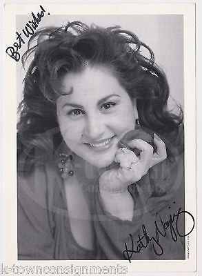 KATHY NAJIMY SISTER ACT HOCUS POCUS MOVIE ACTRESS AUTOGRAPH SIGNED PROMO PHOTO