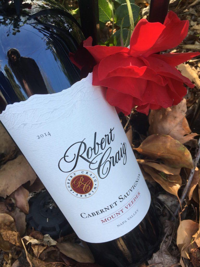 Robert Craig 2014 Mount Veeder Cabernet Sauvignon Cabernet Cabernet Sauvignon Wine Reviews