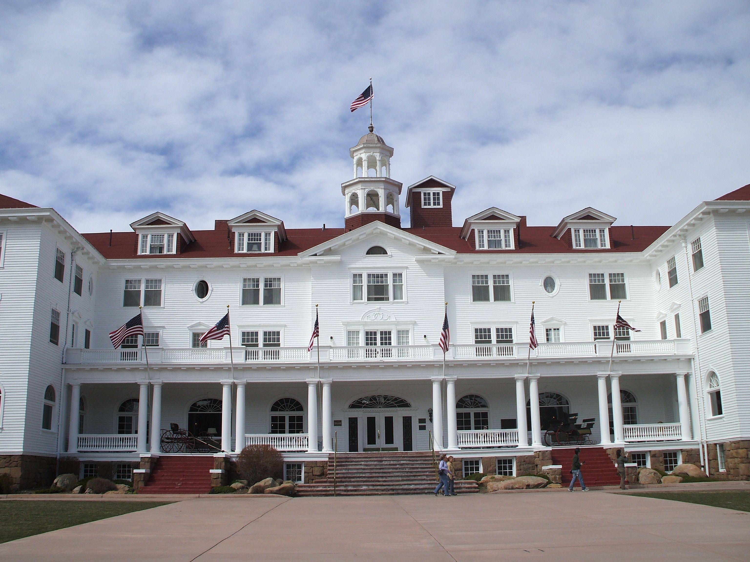 Stanley Hotel In Estes Park Colorado Photo Courtesy Of Rominator Waystocelebrate