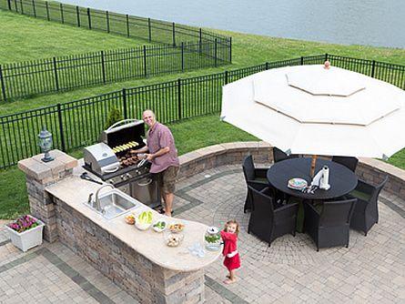 Die Outdoor-Küche: Schluss mit dem Einweg-Grill - http://k.ht/6H4 ...