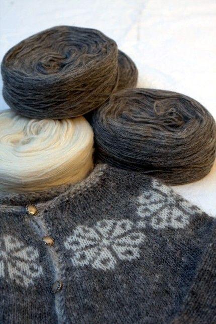 Free knitting pattern | Freyja Lopapeysa | Knitting Iceland | DOS ...
