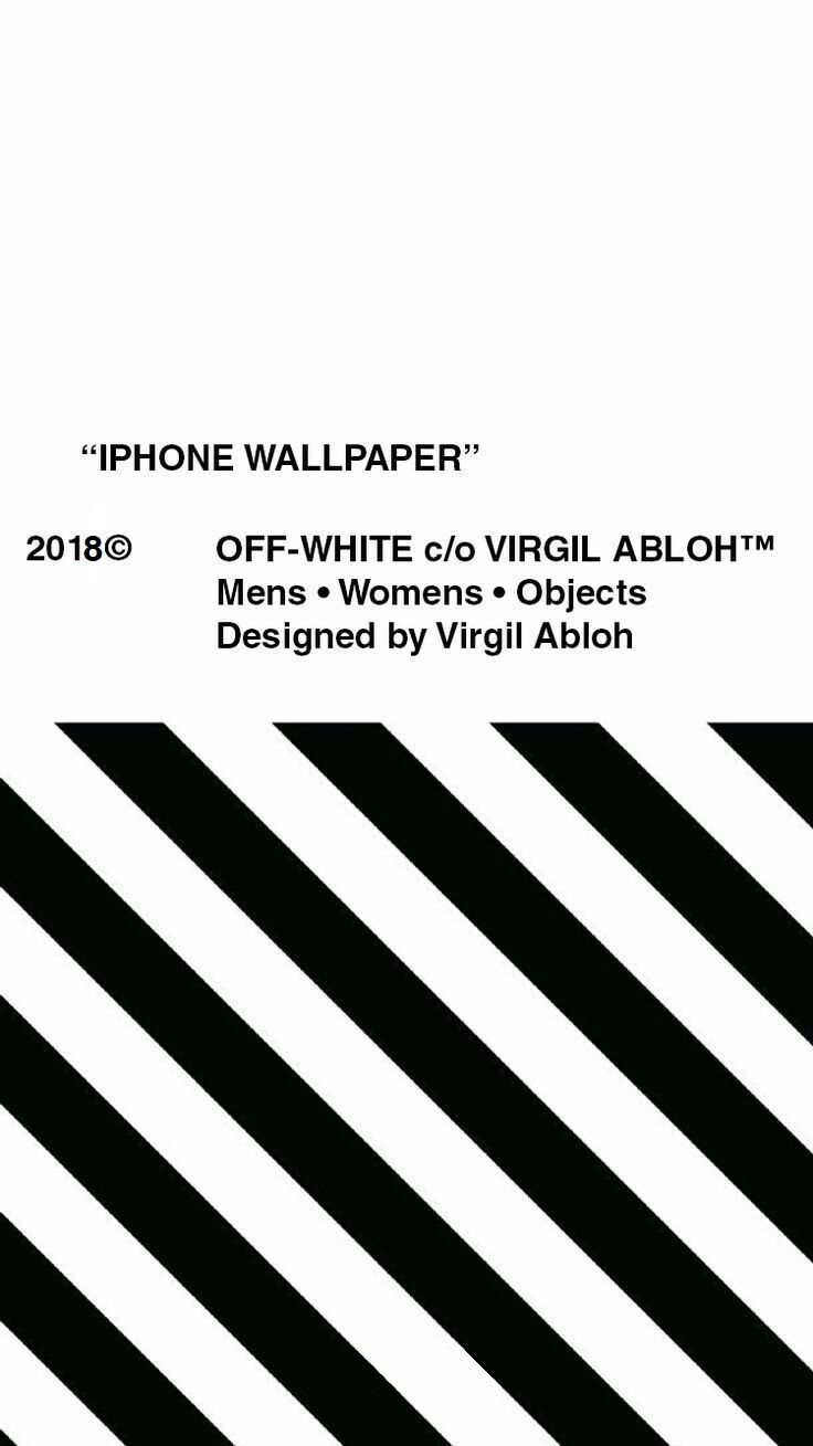 Wallpaper For Iphone Off White 2018 Hypebeast Wallpapers