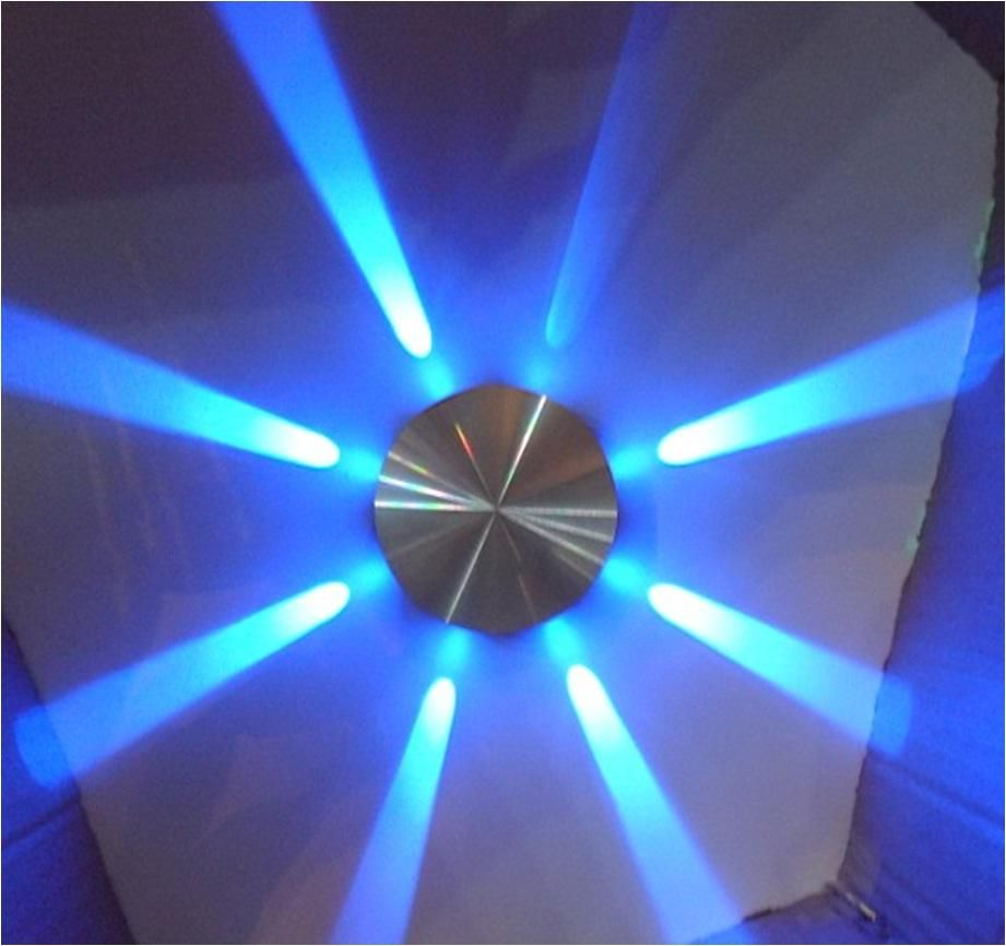 Blue led ceiling lights lighting pinterest led wall lights led ceiling lights and led - Wall decoration lights ...