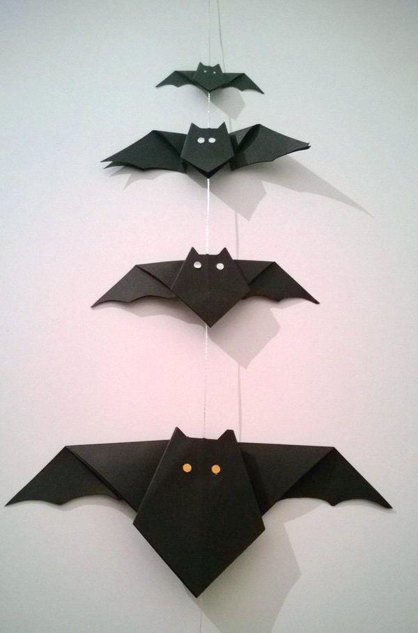 24 großartige DIY-Projekte für Halloween #bricolagehalloweenenfant