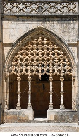 Alcobaca (Mosteiro Manuelino)