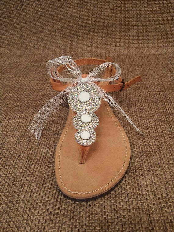 Wonderfull sandals for woman made by Yiota D a Greek Fashion Designer!!! by yiotad. Explore more products on http://yiotad.etsy.com