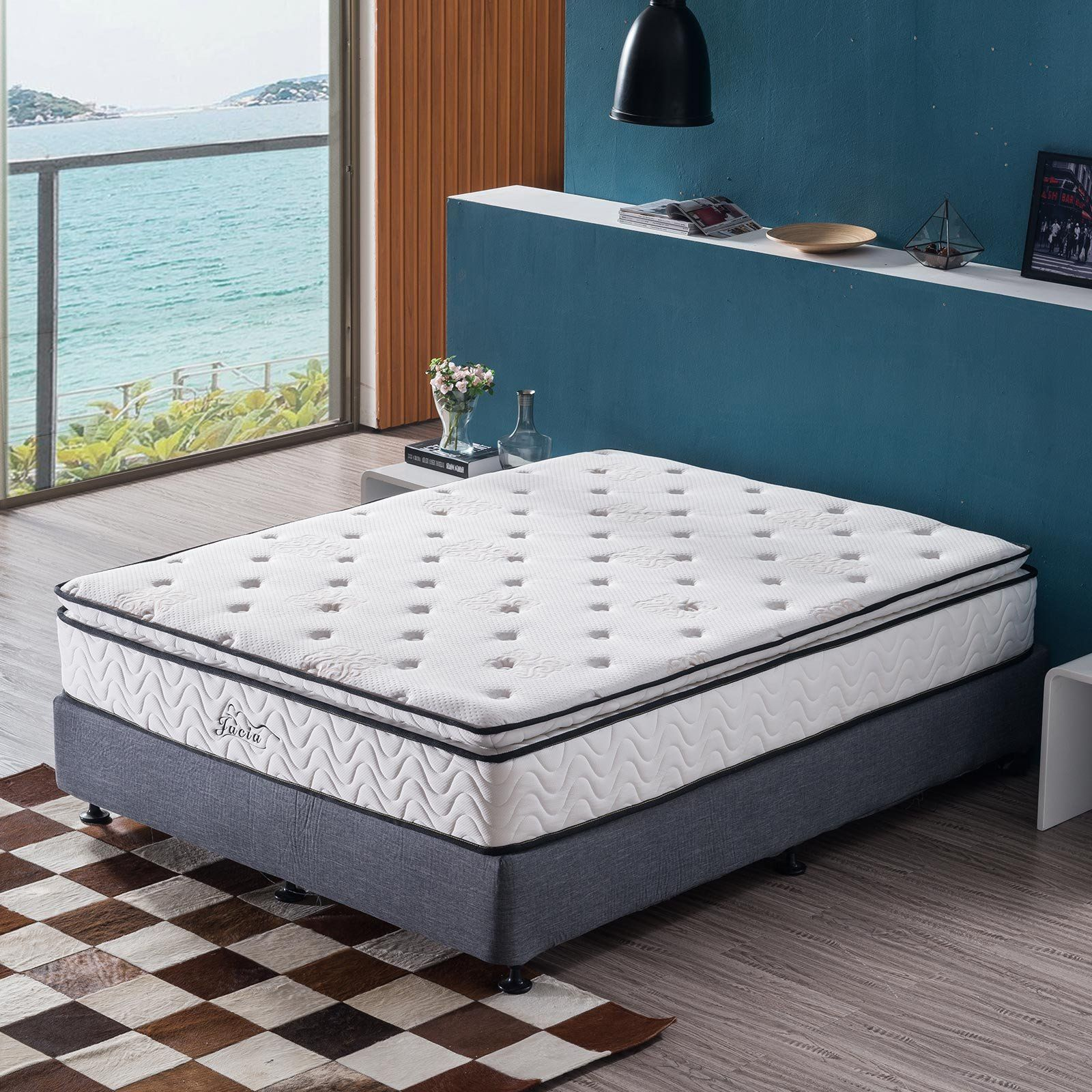 duluthhomeloan bed queen full foam rv short fabulous memory mattress