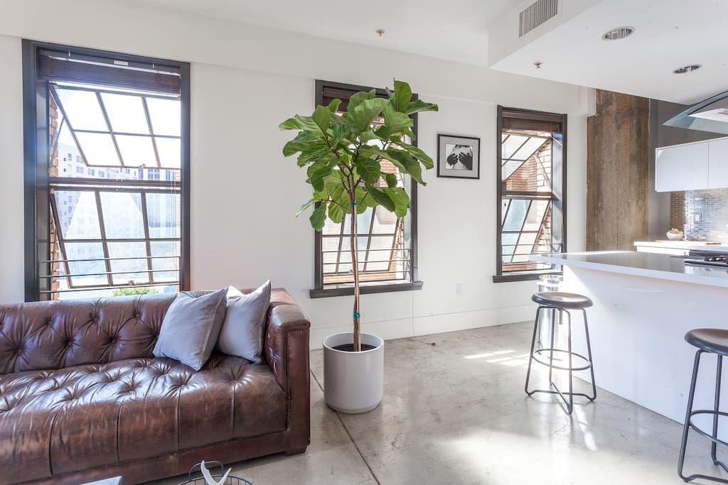 Bons plans Air BnB un studio design à Berlin ♢ VOYAGE - location studio meuble ile de france