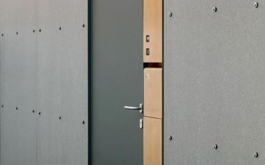Fiber Cement Panels House Construction Small House