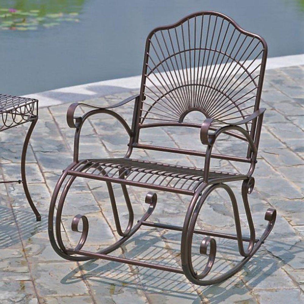 Garden Rocking Chair Garden Folder Pinterest Rocking