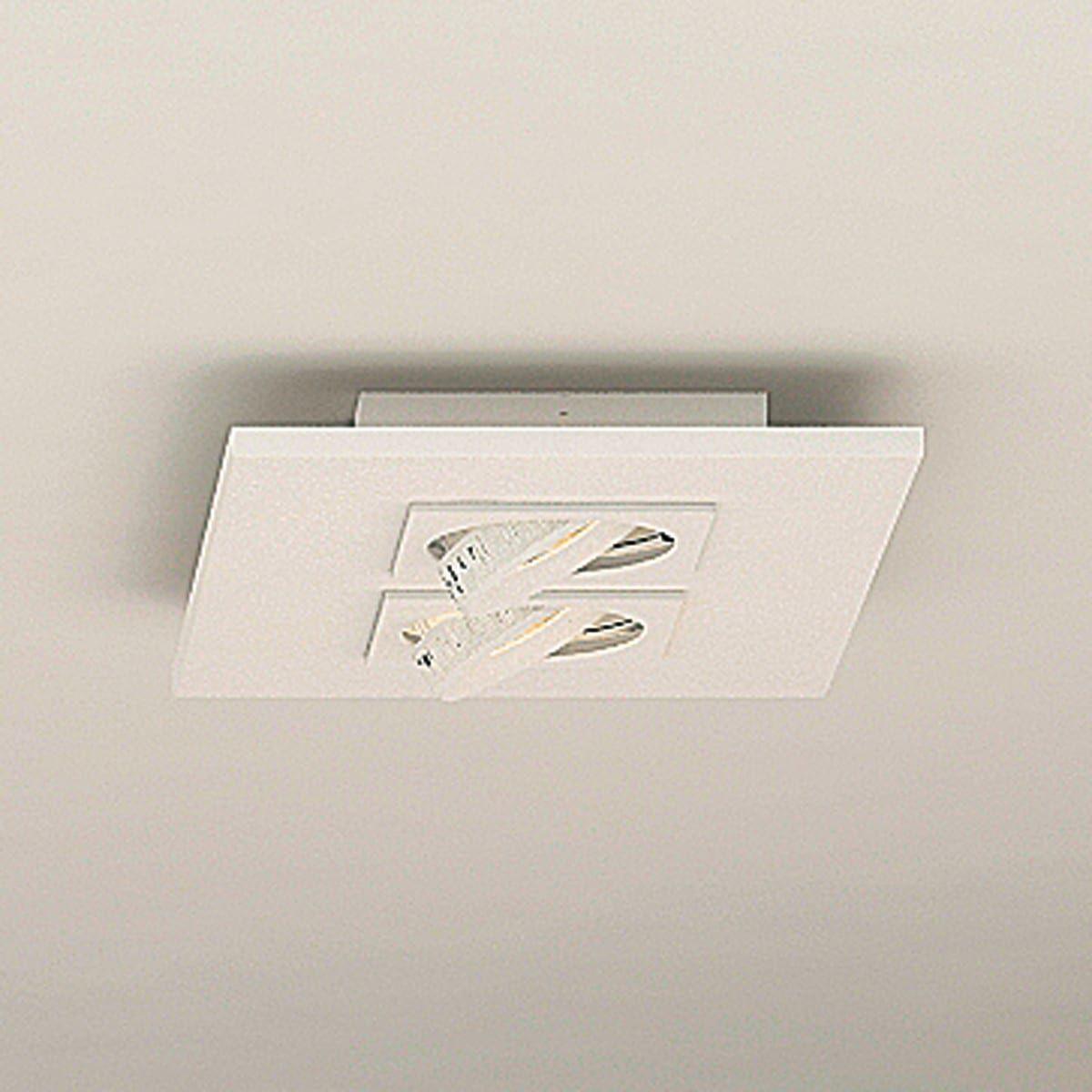 Milan Marc Deckenstrahler 42 X 27 Cm Weiss Mit Bildern Strahler Strahler Mit Bewegungsmelder Deckenstrahler