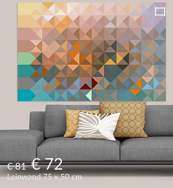 Triangle 04 Poster Marion Tenbergen Poster Bestellen