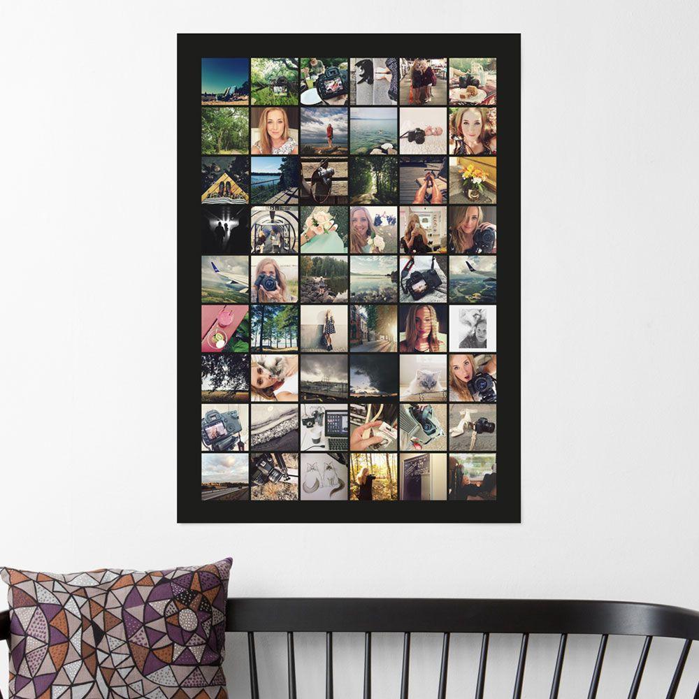 framkalla bilder canvas billigt