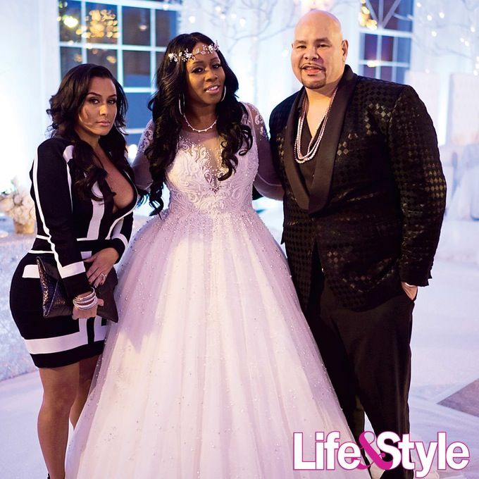 See Photos From Love Hip Hop Stars Remy Ma And Papoose S Wedding Love N Hip Hop Formal Dresses Long Style