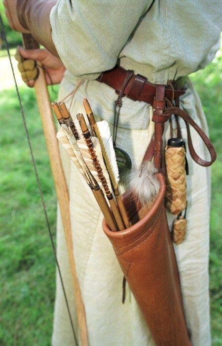 medieval quiver | Tumblr | Læder