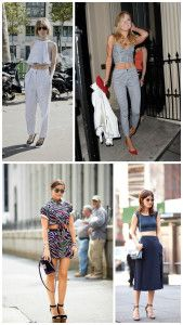 Top cropped - Looks do street style