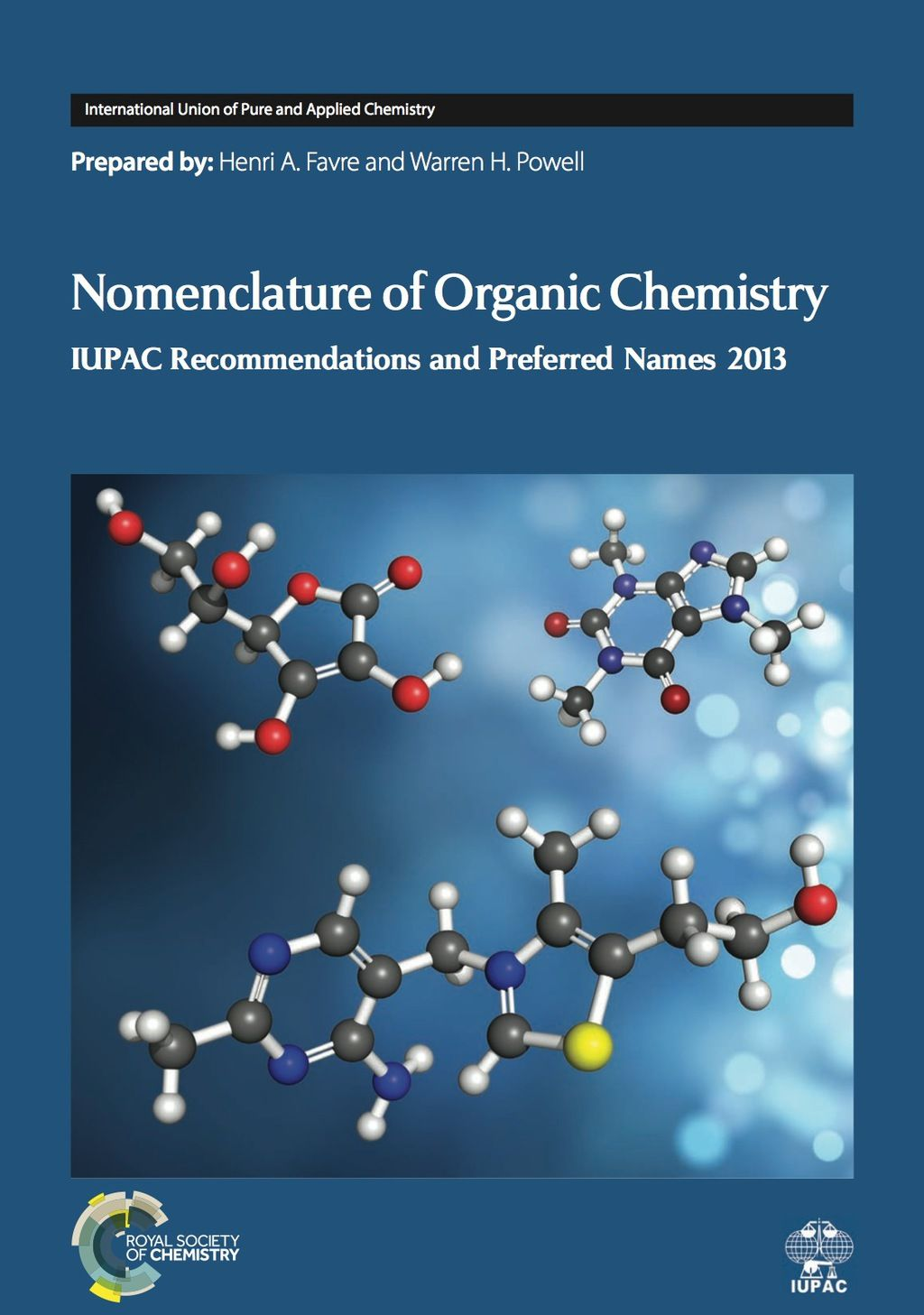 Nomenclature Of Organic Chemistry Ebook