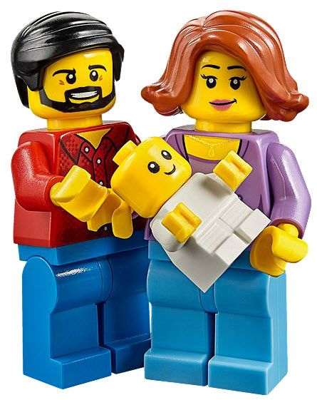 Lego Has Launched Its First Lego Baby Minifigure Toys