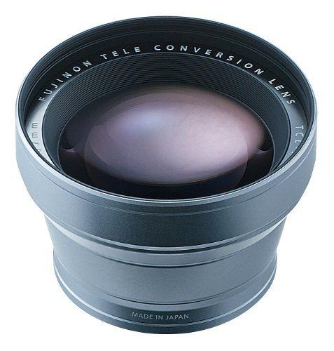Fujifilm TCL-X100 Tele Conversion Lens for X100/X100S - Silver FujiFilm http://www.amazon.co.uk/dp/B00JR6UU7Q/ref=cm_sw_r_pi_dp_1Ptfub11FV0DF