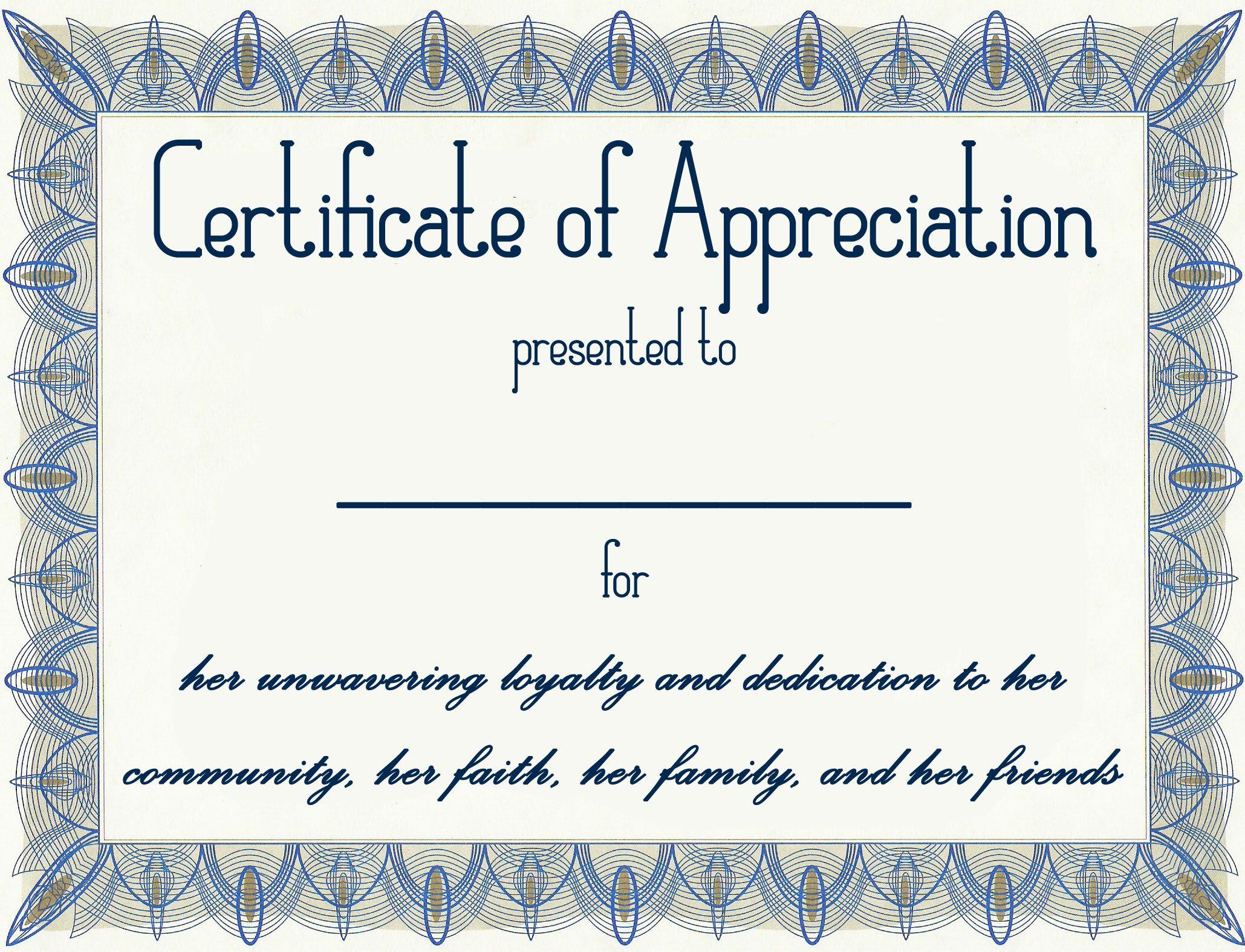 Random act of kindness make someone a certificate of appreciation random act of kindness make someone a certificate of appreciation 1betcityfo Images