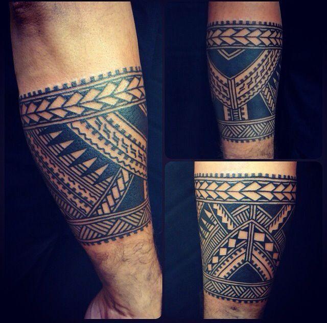 Calen Paris All Polynesian Tattoos Marquesan Tattoos