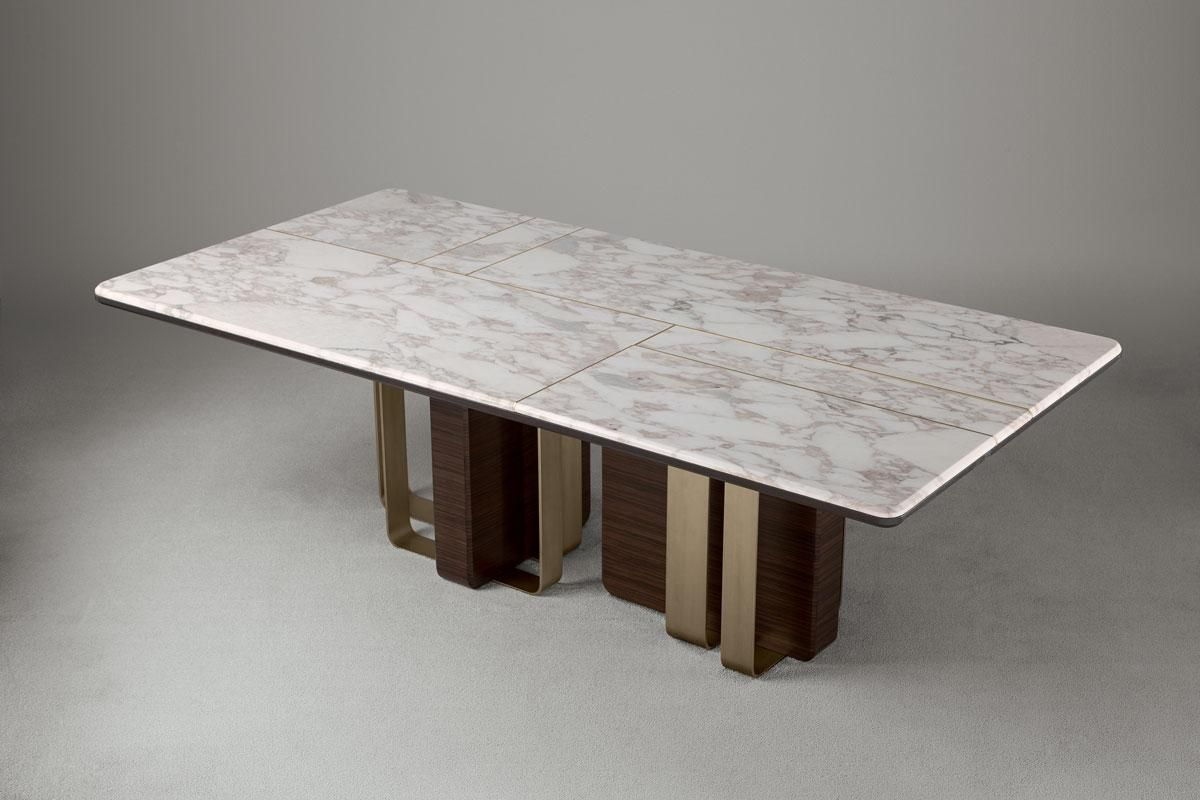 Saint Germain Table Dining Table Marble Table Dining Table