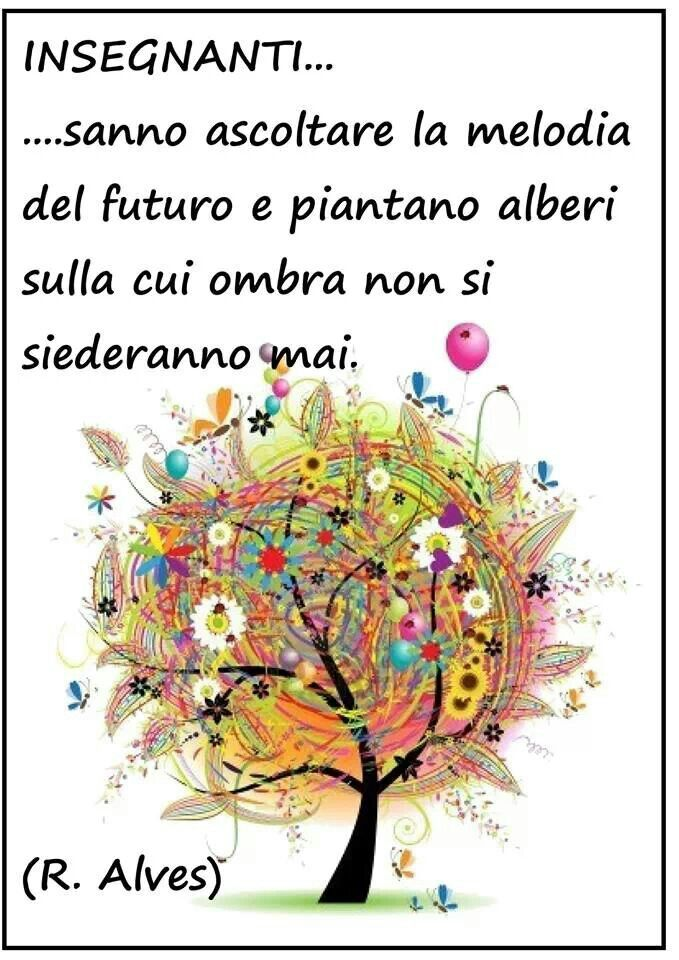 Insegnanti Frasi Teacher Gifts Italian Quotes E Back To School