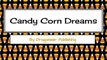 Candy Corn Google Slides Template Lecture Slides