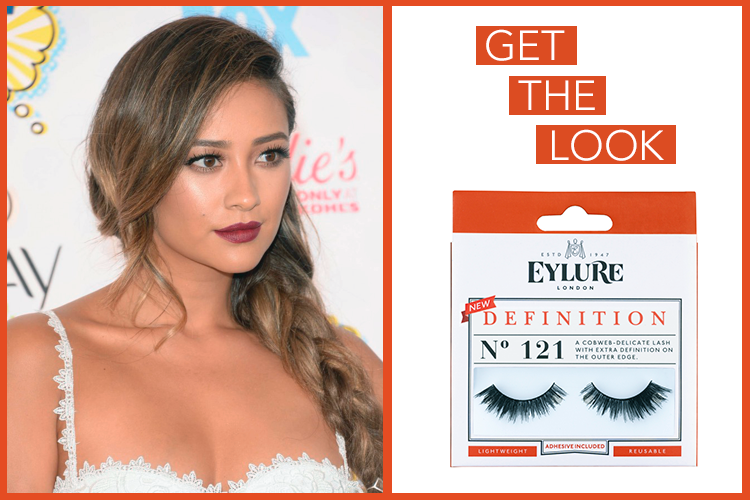 972ff621091 Shay Mitchell (Pretty Little Liars) - Get the Look with Eylure Definition  Lashes!