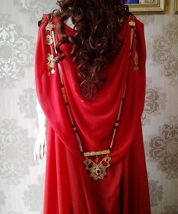 robe chaoui alg rie robes chaouiya mlahfa pinterest. Black Bedroom Furniture Sets. Home Design Ideas