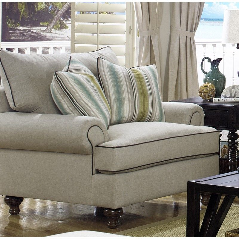 Paula Deen Home Duckling Chair and a Half : paula deen sectional - Sectionals, Sofas & Couches