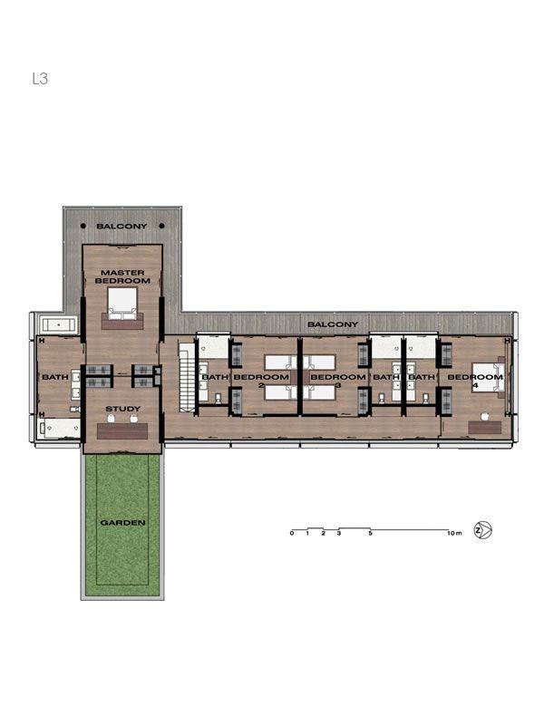 Villa Amanzi by Original Vision Studio | http://www.caandesign.com ...