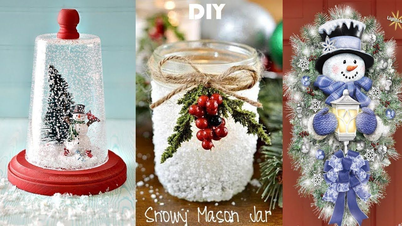 Diy Room Decor 2017 15 Most Amazing Diy Room Decorating Craft Ideas Fo Christmas Decor Diy Diy Christmas Decorations Easy Easy Crafts