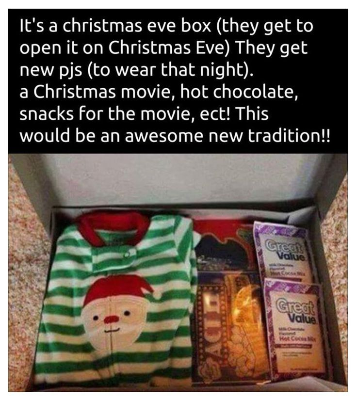 Kids Christmas Gifts Great idea future family traditions