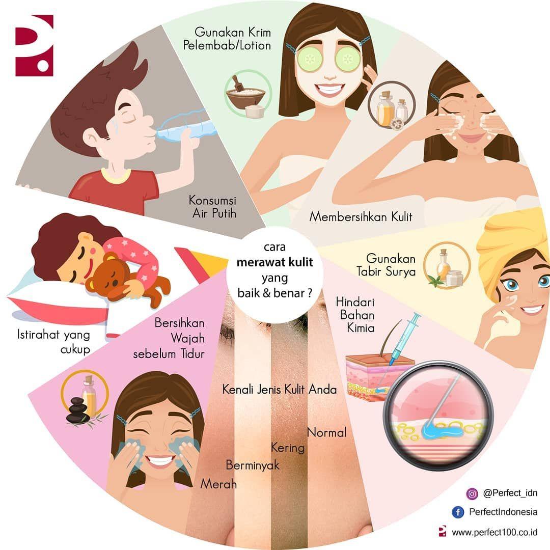 Bagaimana sih cara merawat kulit yang baik dan benar ??? 1