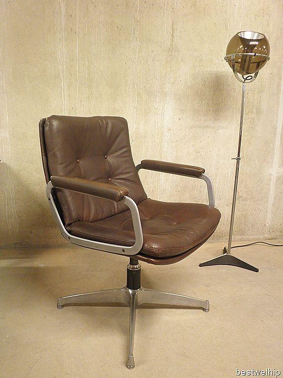 Artifort Vintage Easy Chair | Geoffrey Harcourt