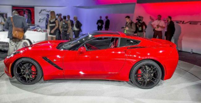 2018 Chevrolet Corvette Chevrolet Corvette Corvette 2014 Corvette Stingray