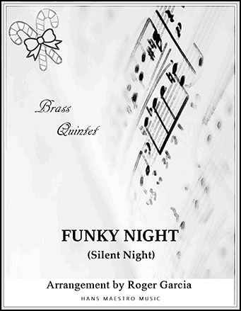 This Funky Take On A Classic Carol Is Sure To Draw In A Crowd While Caroling With A Performance Time Of 2 Minut Digital Sheet Music Tuba Christmas Sheet Music